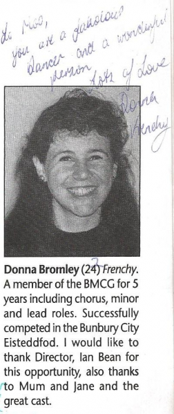 donna bromley